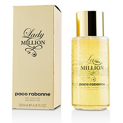 Paco Rabanne Lady Million Shower Gel  200ml/6.8oz