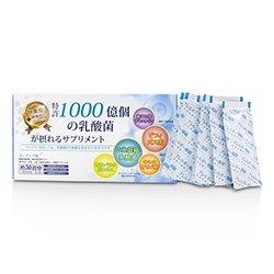 研美会 研美会特许亿健敏高含量凝缩益生菌粉  30包 x 3g