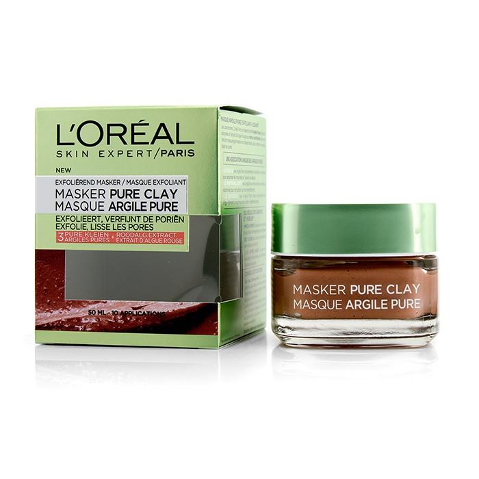 欧莱雅 矿物净化泥面膜Skin Expert - 焕肤亮采  50ml/1.7oz
