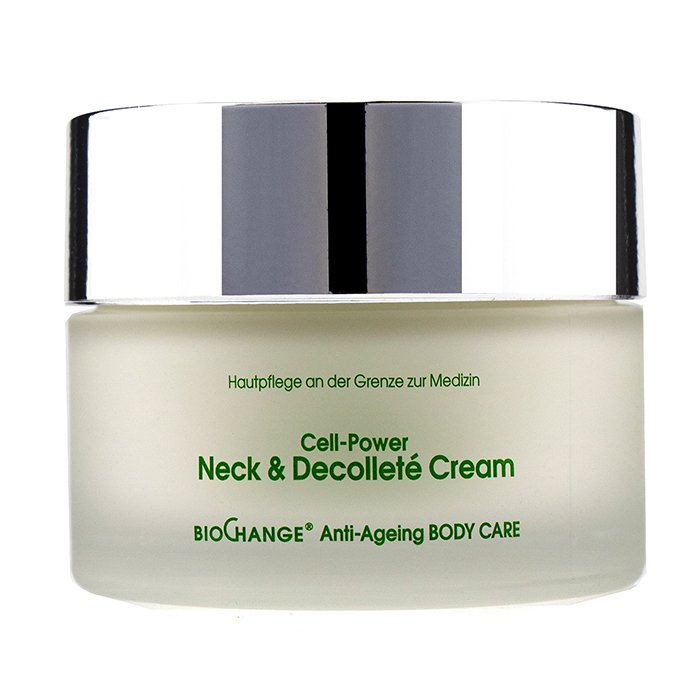 MBR Medical Beauty Research BioChange Anti-Ageing Body Care Cell-Power Neck & Decollete Cream  200ml/6.8oz
